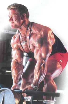 Упражнения на спину и трицепс